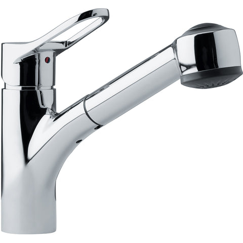Mambo FFPS200 Kitchen Faucet, Polished Chrome, Franke