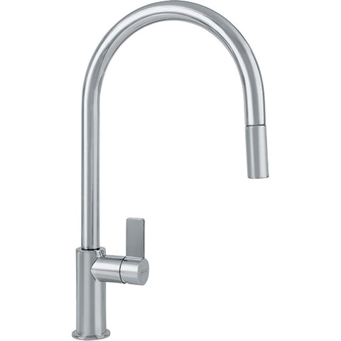 Ambient FF3180 Satin Nickel Kitchen Faucet, Franke - Showroom Sinks