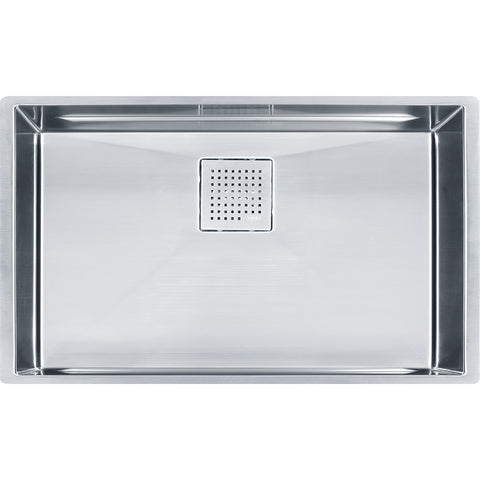 "Peak 28-3/4"" Stainless Steel Undermount Kitchen Sink, PKX11028, Franke"