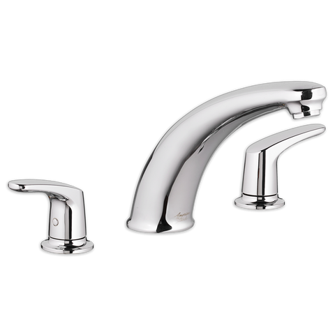 American Standard Colony®PRO Deck-Mount Bathtub Faucet, T075.900 - Showroom Sinks
