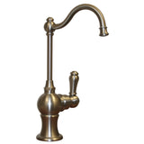 Whitehaus Brass Traditional Kitchen Drinking Water Dispenser - WHFH3-C4121
