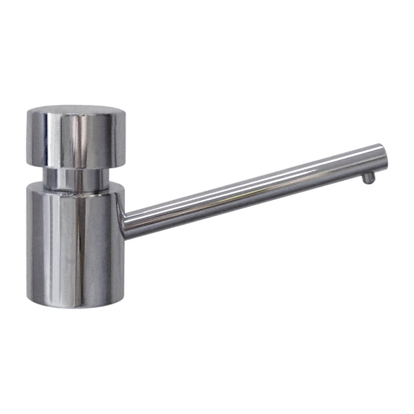 Whitehaus WHFSCP-D-C Soap Or Lotion Dispenser - Polished Chrome