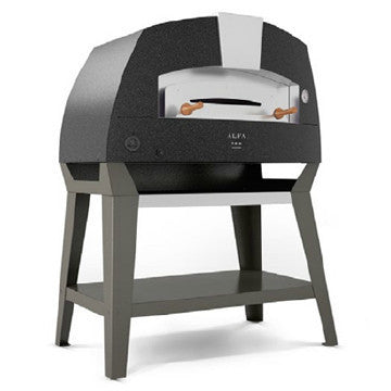 Alfa Pro Indoor/Outdoor Professional Pizza Oven Achille - Wood Fired - Real Pizza Ovens