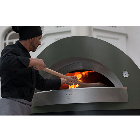 Barbecues, Grills & Smokers Alpha-pro Wood Fired Pizza Oven Available At Grand Designs Exhibition 4-12 May