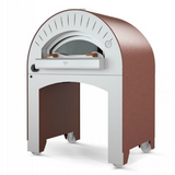 Alfa Pro Indoor/Outdoor Professional Pizza Oven Quattro Pro - Wood Fired - Real Pizza Ovens