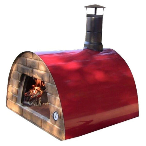 Maximus Outdoor Portable Wood Fired Pizza Oven - Real Pizza Ovens