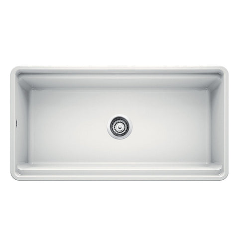 "Blanco Profina 36"" Apron Front Ceramic Sink - Showroom Sinks"
