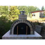 BrickWood Ovens Mattone Barile Basic Package - Real Pizza Ovens