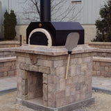 Chicago Brick Oven Wood Fired Pizza Oven - CBO-750 Countertop Model - Real Pizza Ovens