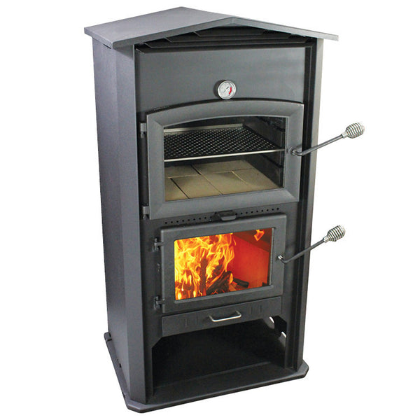 HomComfort Indoor/Outdoor Wood-Fired Pizza Oven - PW100 - Real Pizza Ovens