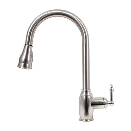 Dyconn La Jolla  Kitchen Faucet - Brushed Nickel TB001-A03BN