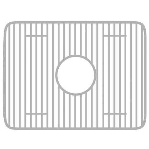 Whitehaus WHREV2018 Stainless Steel Sink Grid Fits Select Fireclay Farmhouse  Sinks