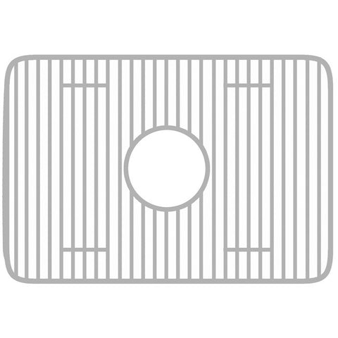 "Whitehaus WHREV3018 Stainless Steel Grid 27 3/4 x 15 3/4"" for REVERSIBLE Series Fireclay Sinks"