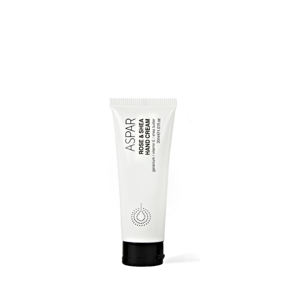 ROSE & SHEA HAND CREAM 30ML
