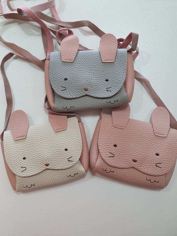 Girls Rabbit Handbag