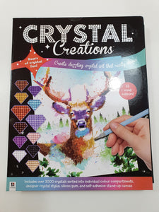 Crystal Creations - Deer