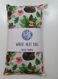 Wheat Heat Bags - Tummy