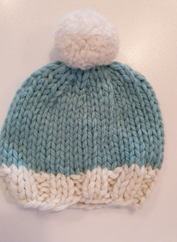 Burrowed beanies - Kids