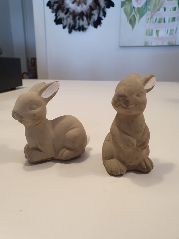 Concrete Bunnies