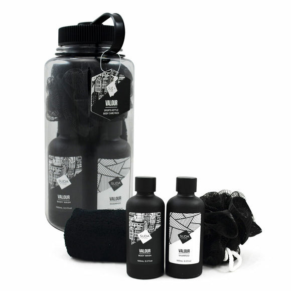 Sports Kettle Body Care Pack