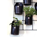 Hanging Rubber Planter - Small