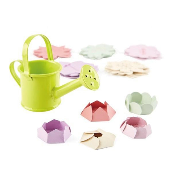 Kruselings Magic Flowers and Watering Can Set