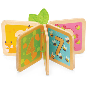 Wooden Counting Book