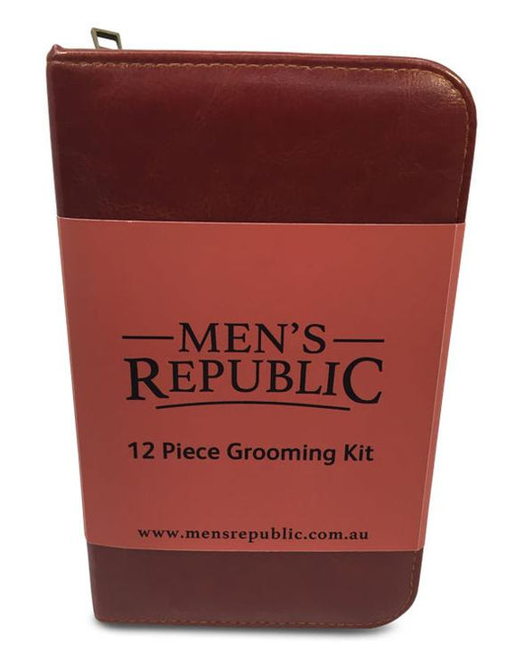 Men's 12 Piece Grooming Kit