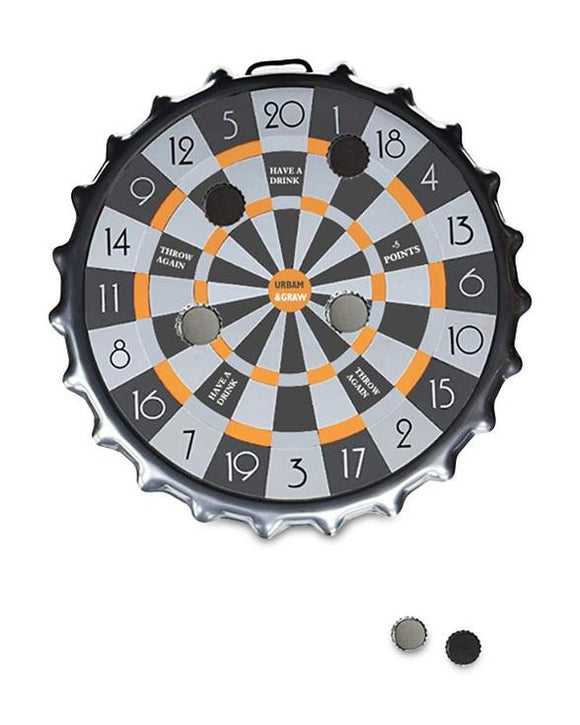 Bottle Cap Darts Party Game