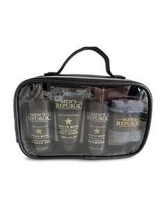 Grooming Kit - 4pc Shower Cleansing in Carry Bag