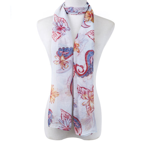 Lightweight Ladies Scarves