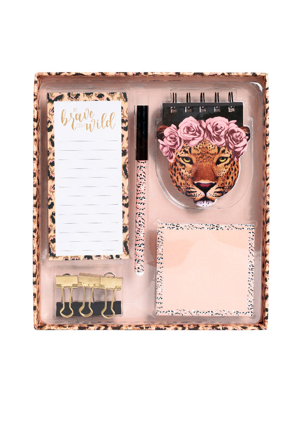 Stationery Set - Wildcat