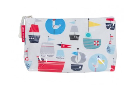 Cosmetic Bag - Ships (Small)