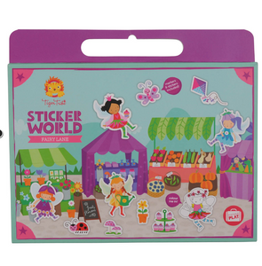Fairy Lane Sticker World