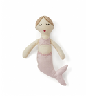 Milla the Mermaid rattle - pink