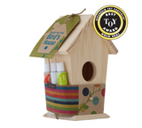 Design your own birdhouse