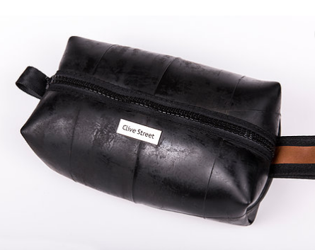 Mens Travel Pouch