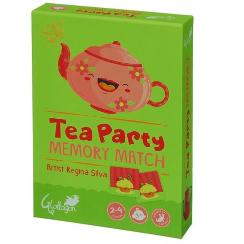 Tea Party memory match