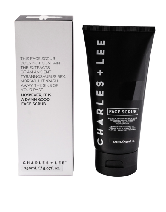 Charles + Lee - Face Scrub