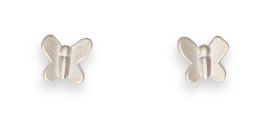 Little Butterfly Stud