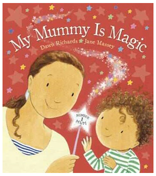 My Mummy is Magic