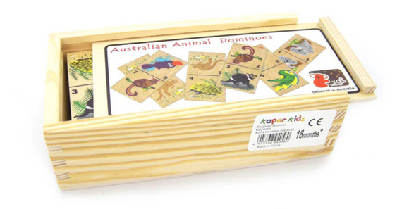 Australian Animal Dominoes