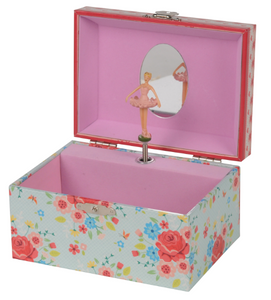 Rose Garden Jewellery Box