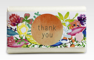 'Thank You' Soap
