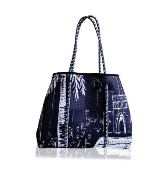 Reversible Tote - Poolside Paradiso