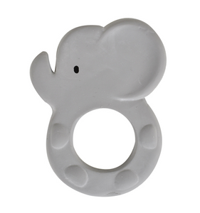 Elephant Rubber Teether