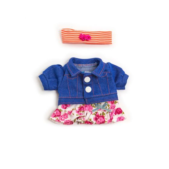 Miniland Clothing Spring Flower Set