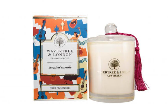Wavertree and London Candles