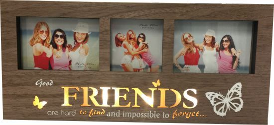 Friends LED Frame