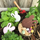 Chocolate Bunny Teethers